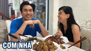 Thích Là Ăn #6 | Bữa trưa của Cát - Kiều, không gì tuyệt vời bằng cơm nhà