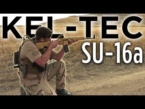 Kel-Tec SU-16a: An Affordable, Portable, Everyman's Rifle