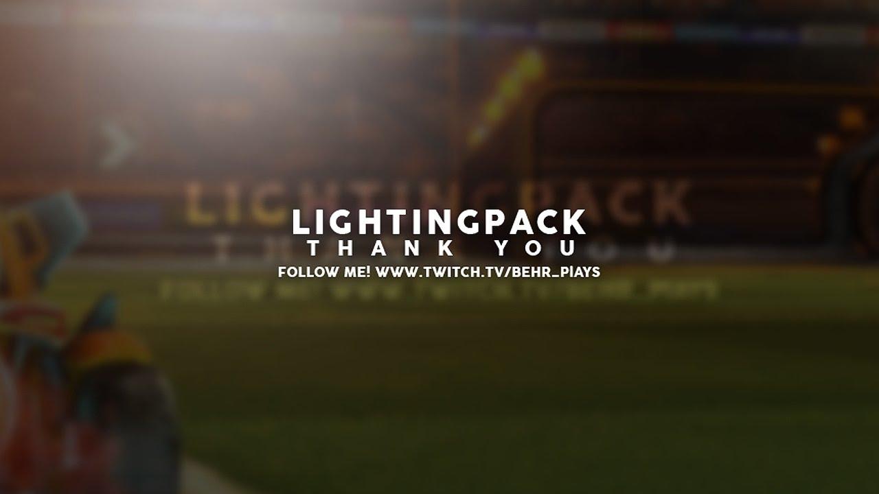 Behru0027s Free Lighting Pack! & Behru0027s Free Lighting Pack! - YouTube