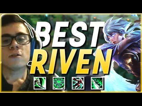 TFBlade | Who is the best Riven NA??? ft. Viper and Revenge