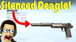 New Deagle OP in Rainbow Six Siege (Test Server Gameplay)