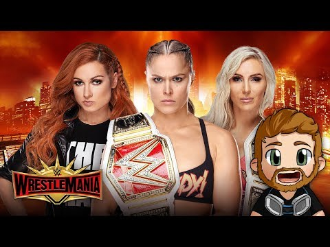 WWE WRESTLEMANIA 35 (2019) LIVE STREAM LIVE REACTIONS WATCH PARTY