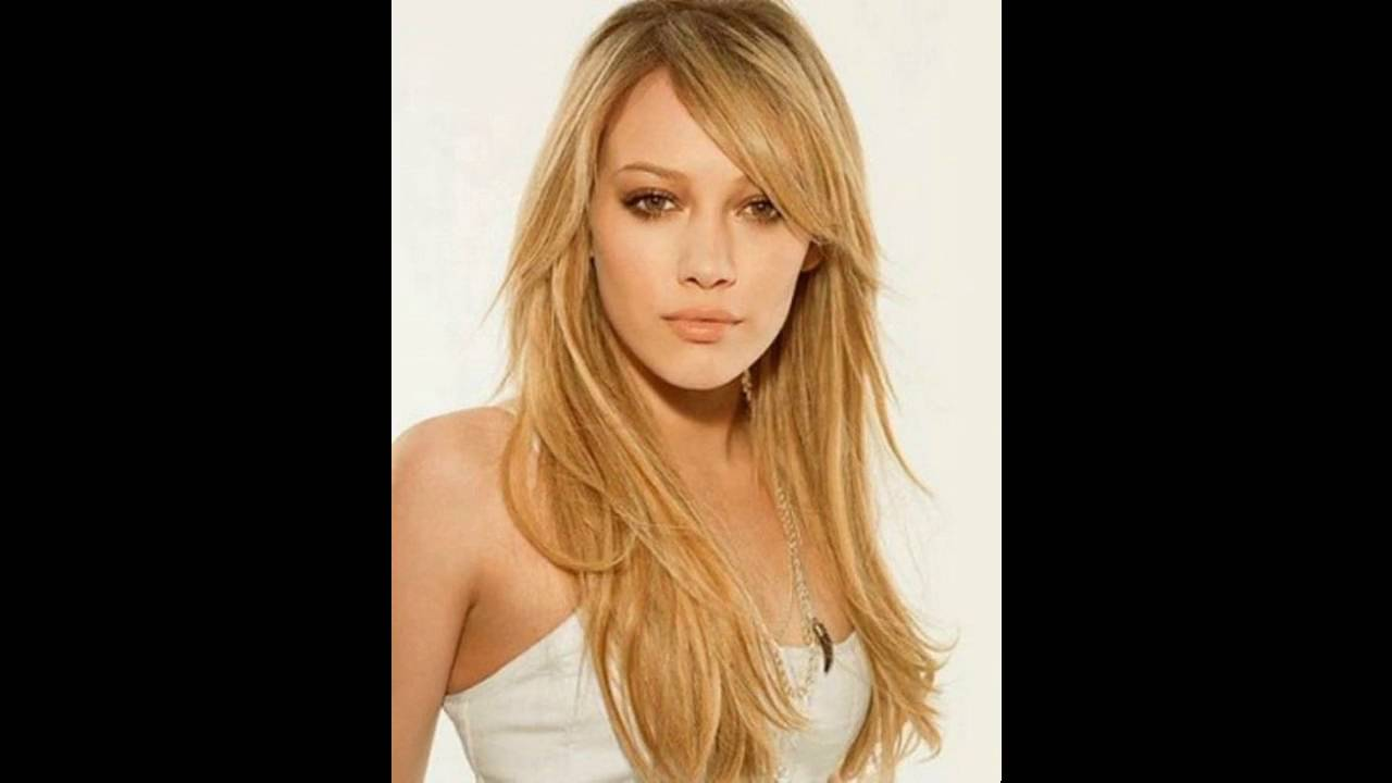 long hairstyles for fine thin hair - youtube