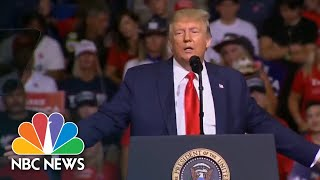 Trump Admin Scrapped Plans To Send Every American A Mask In April   NBC News NOW