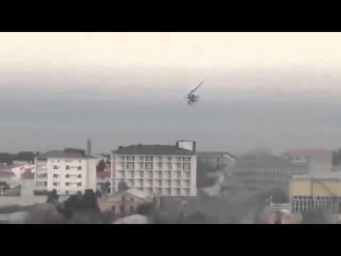 Русские вертолёты над Севастополем  Украина майдан Крым 2014