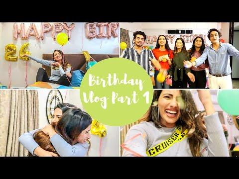 BIRTHDAY VLOG! | Aashna Hegde