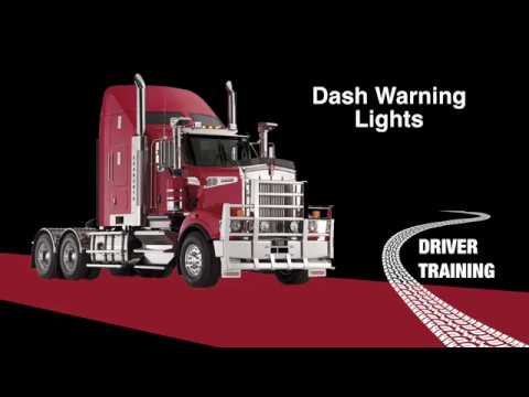 Kenworth T909 Dash Lights
