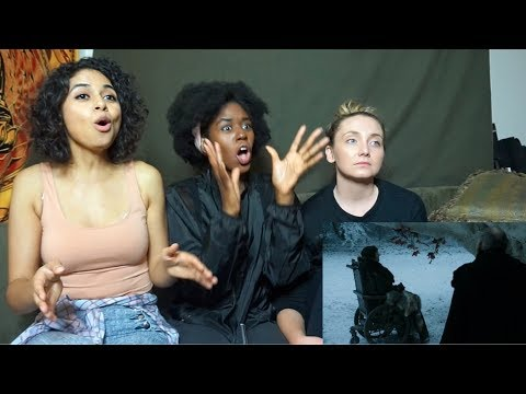 Game of Thrones Trailer #2 - REACTION & DISCUSSION