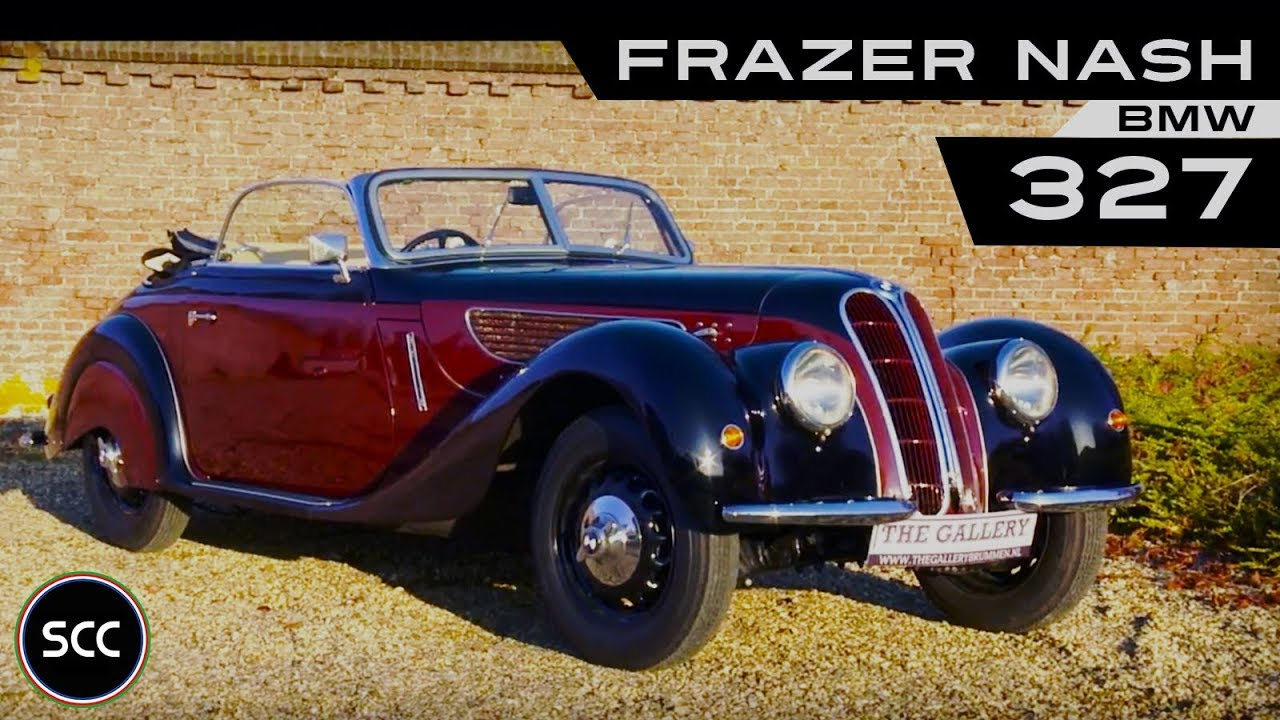 BMW FRAZER NASH 327 Convertible RHD 1939