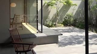 中庭のある暮らしを愉しむ 富山の住宅展示場