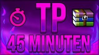 Texturepack in 45 Minuten