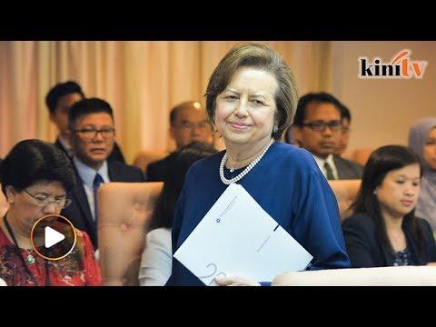 Zeti: BNM tiada kuasa dakwa 1MDB