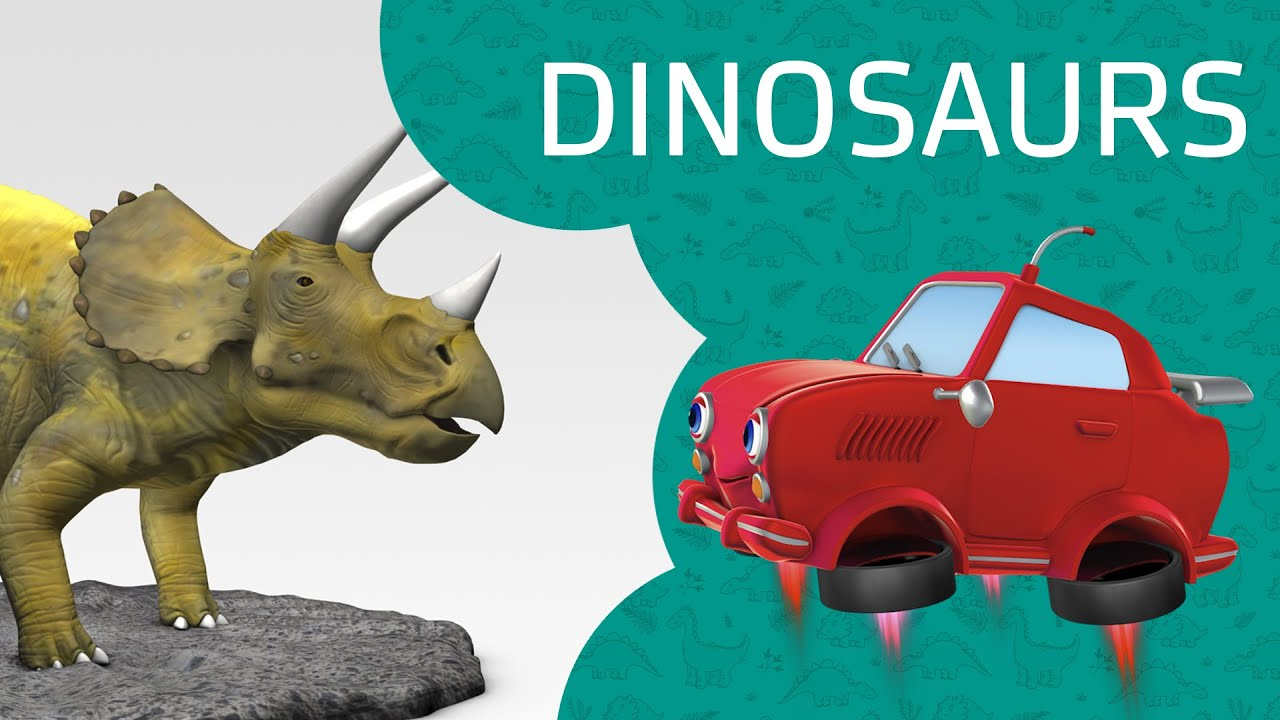 Review of the Most Unusual Dinosaurs   Part 6   Dinosaurs