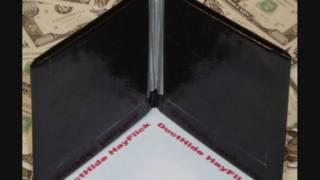 HayFlick Hoarder Ductape Wallet - Breakdown Dead Ahead