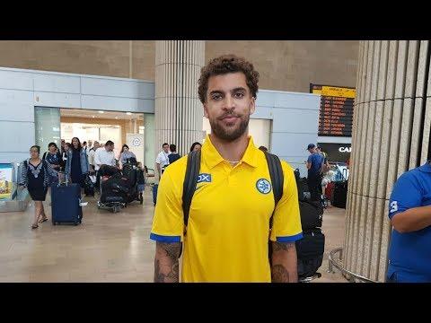 Scottie Wilbekin landing in Israel