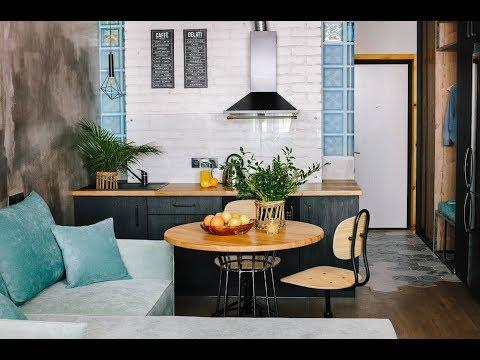 Дизайн кухни 7 кв метров Идеи из Реальных Квартир