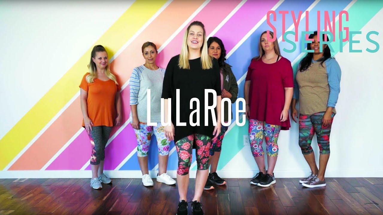 ab464bbfbe98e8 LuLaRoe // Styling Series: Jade Pants - YouTube