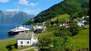 Utne Hardanger Norway