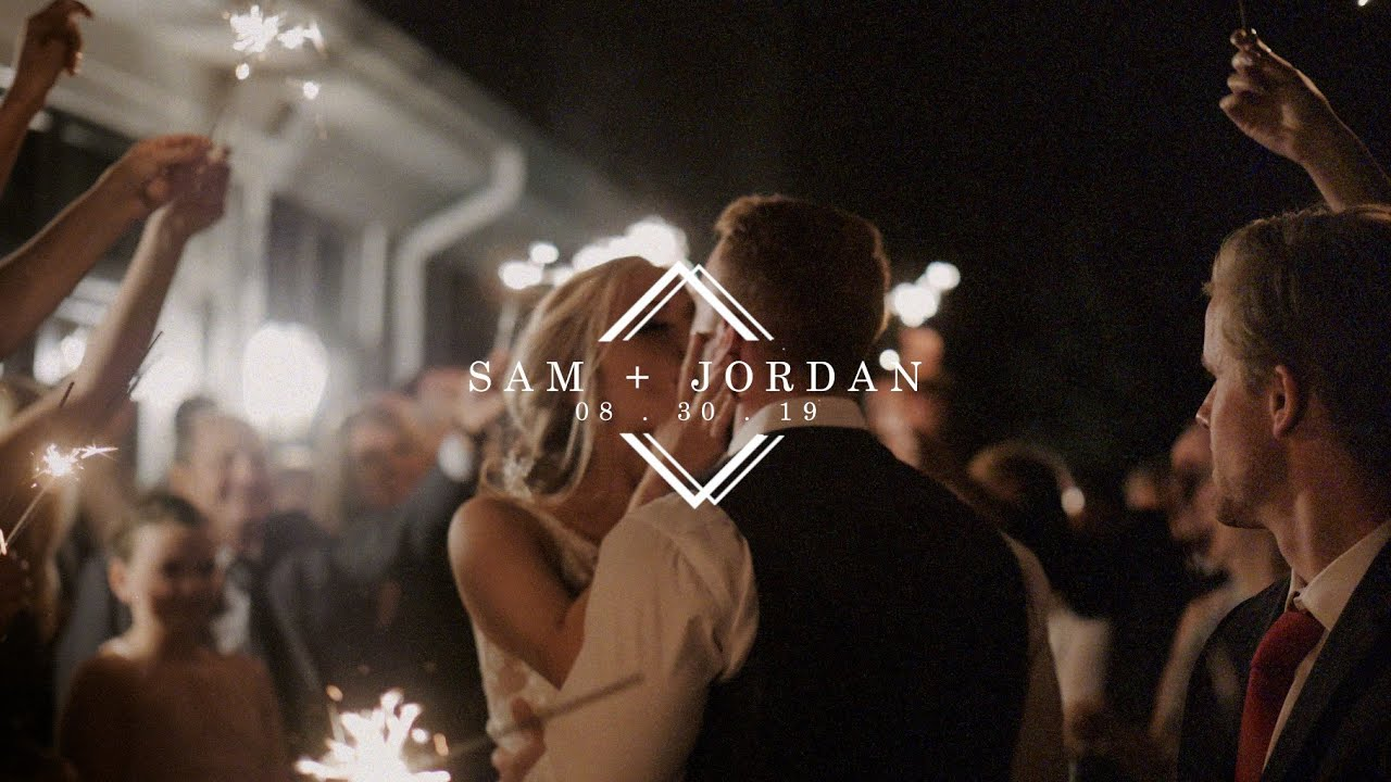 HOW PERFECT are these two for each other?? Sam + Jordan's Wedding Film at Whistle Bear