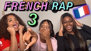 REACTION TO FRENCH RAP Ft. GAMBI, LARRYVÉ & MORE 🇫🇷‼️