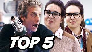 Doctor Who Series 9 Episode 8 - TOP 5 WTF and Easter Eggs