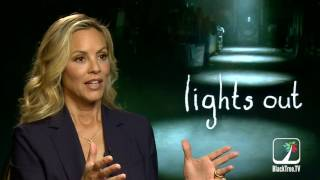 Maria Bello LIGHTS OUT interview