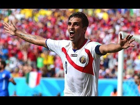 Italy vs Costa rica Highlights |goals||Bryan Ruiz|[FIFA World Cup 2014]