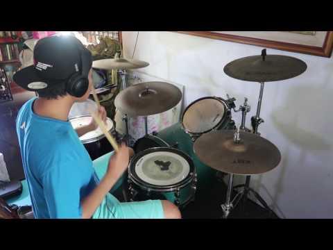 Alarm silent siren drum cover