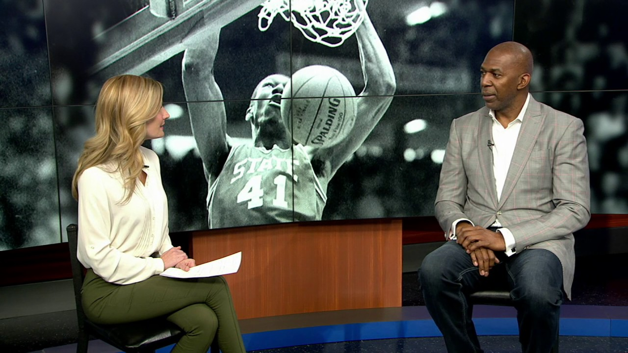 Thurl Bailey Reflects on Coach Jim Valvano 1983 NC State