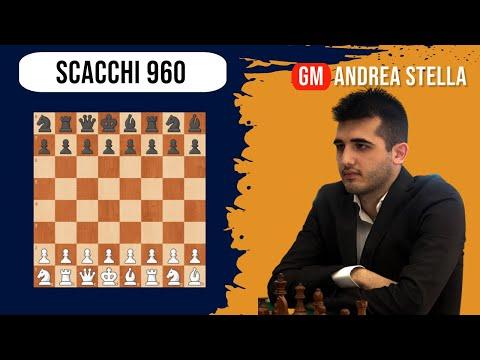 Come si Gioca a Scacchi 960 (Fischer Random) - Mattoscacco