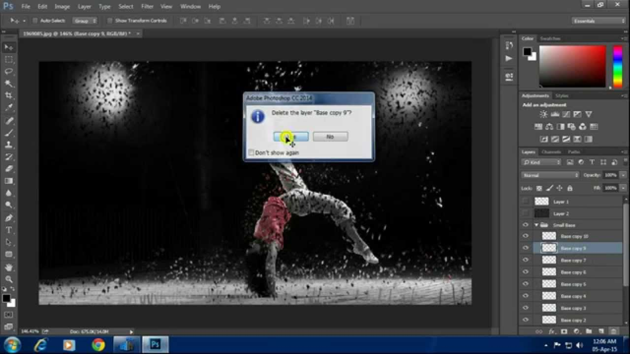 Use in actions photoshop how to