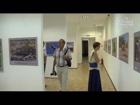 Фотограф-анималист Андрей Гудков открыл свою выставку в Нижнем Новгороде