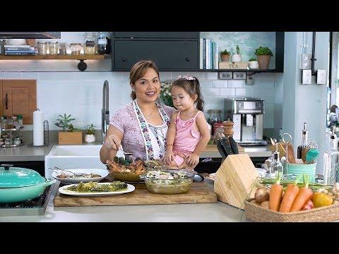 [Judy Ann's Kitchen 6]  Ep 1: My Pinoy Favorites