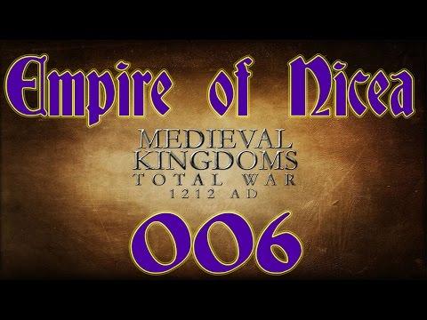Empire of Nicea (Byzantine Empire) - Medieval Kingdoms 1212AD Total War - 006