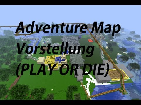 how to play adventure maps on minecraft mac