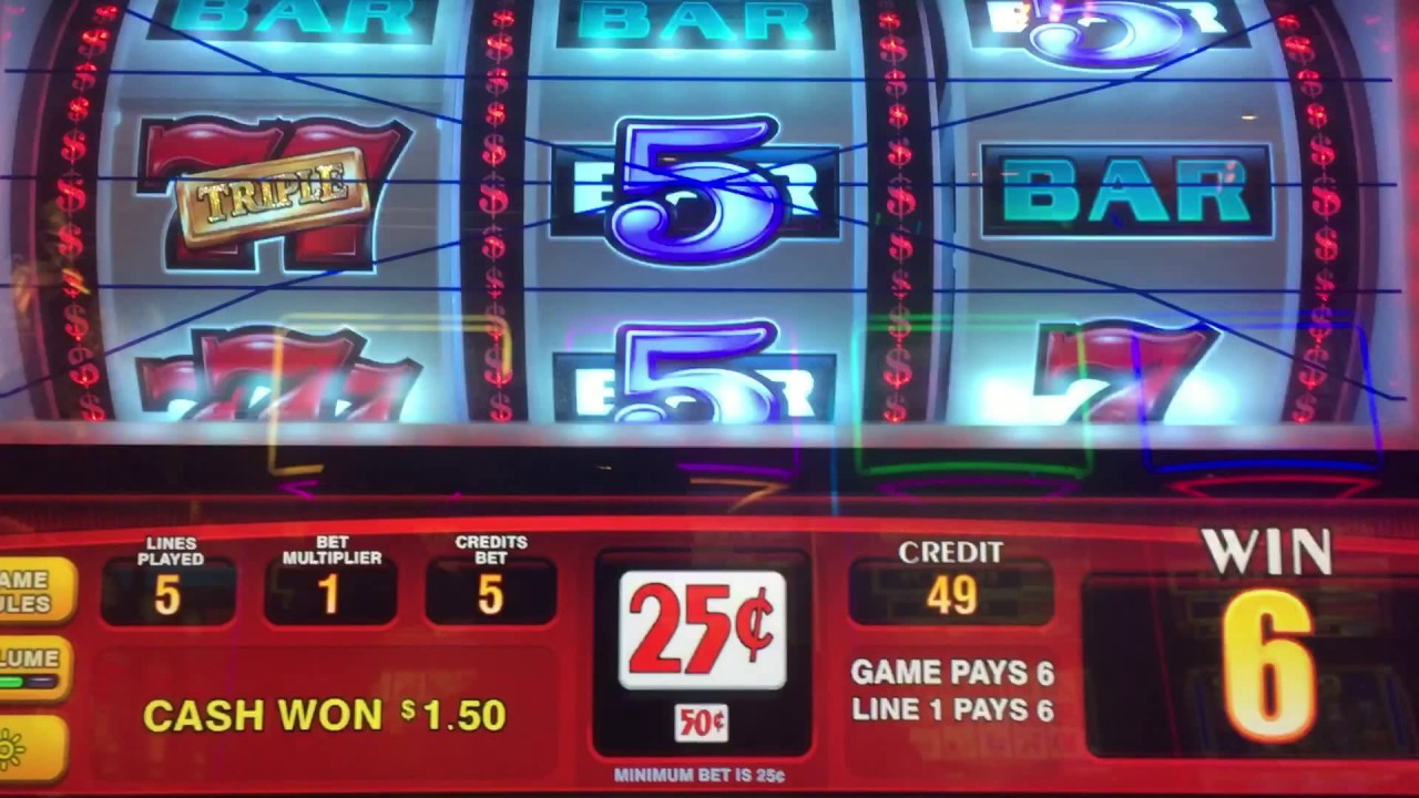 Triple gold bars slot machine how to make a russian roulette game