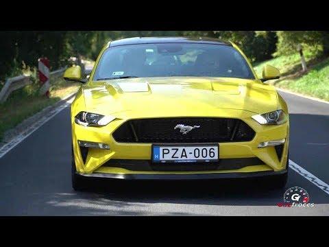 Gázfröccs teszt: Ford Mustang 5.0 V8 dupla teszt