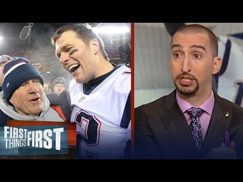 Nick Wright says coaching was key in the Patriots OT win over the Chiefs | NFL | FIRST THINGS FIRST