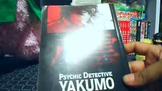 "Reseña Manga | ""Psychic Detective Yakumo"" #1 de Editorial Panini"