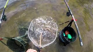 ПОЛНАЯ ВЕРСИЯ Рыбалка на попловок озеро Рынковского Fishing
