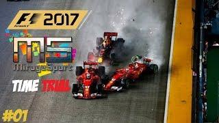 F1 2017 // FELKÉSZÜLÉS A MIRAGESPORT.TV LIGÁRA // #1