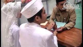 Akad Nikah Reza & Iqbal, Assalafi Alfitrah Kedinding Surabaya