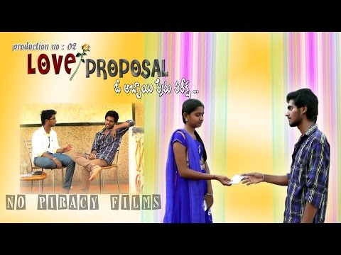 Love Proposal || Telugu short Film || A...
