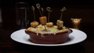 Ny Chow Report - French Onion Soup At Stanton Social