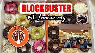 Download Video JCO Donuts & Coffee 7th Anniversary BLOCKBUSTER ang PILA! Mukbang ??? LOL 😂 MP3 3GP MP4
