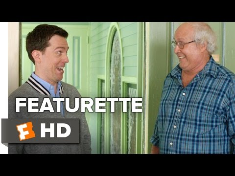 Vacation Featurette  Chevy Chase 2015  Ed Helms, Leslie Mann Comedy HD