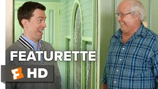 Vacation Featurette - Chevy Chase (2015) - Ed Helms, Leslie Mann Comedy HD