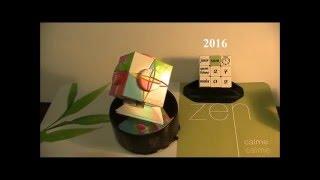 THEcube 3x3x3 WhellOfTime T²