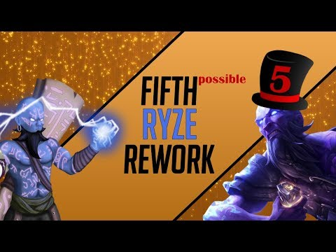 The Possible Fifth Ryze Rework