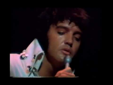 ELVIS - Bridge Over Troubled Water (NEW mix! Great sound!)